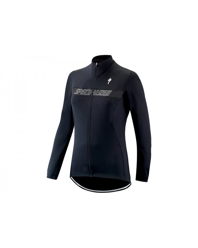 Therminal Rbx Sport Jersey Specialized Mujer Black/white