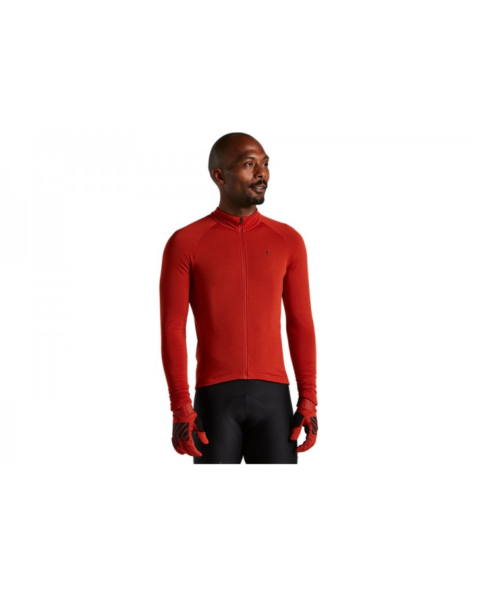 Prime-series Thermal Jersey Ls Specialized Hombre Redwood