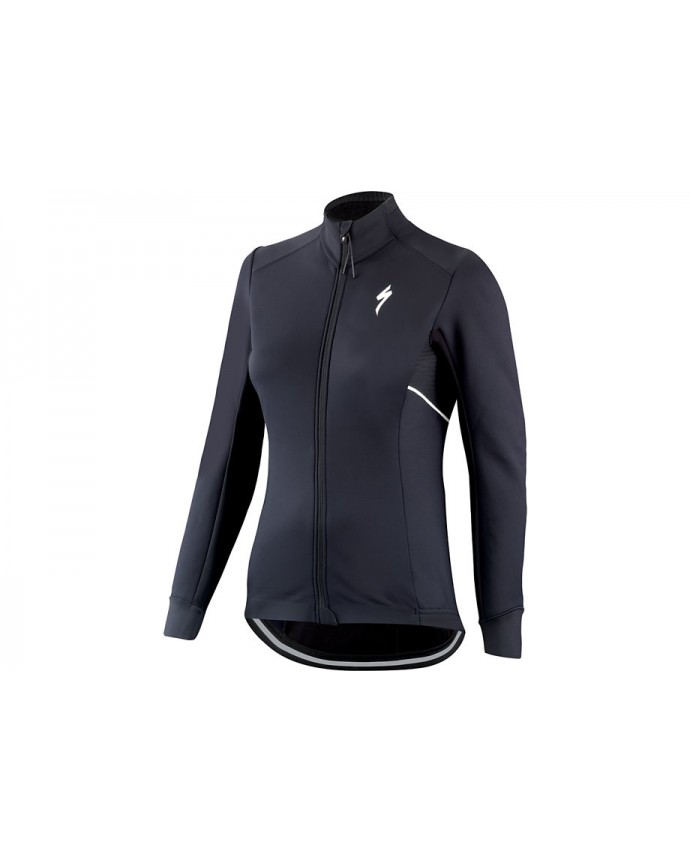 Element SL R Chaqueta Specialized Mujer Negro