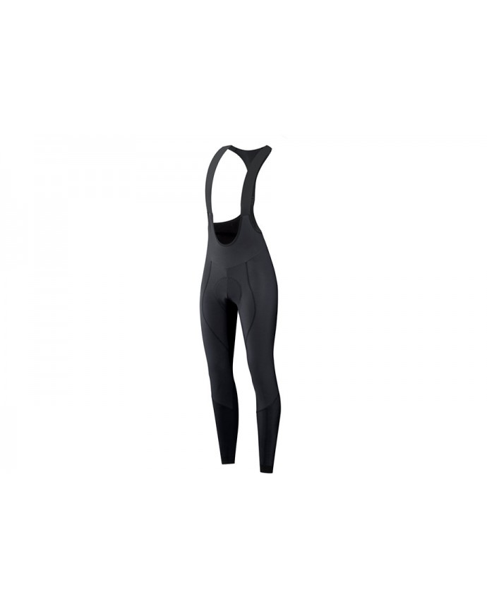 Therminal SL R Culotette Largo Tirantes Specialized Mujer Negro