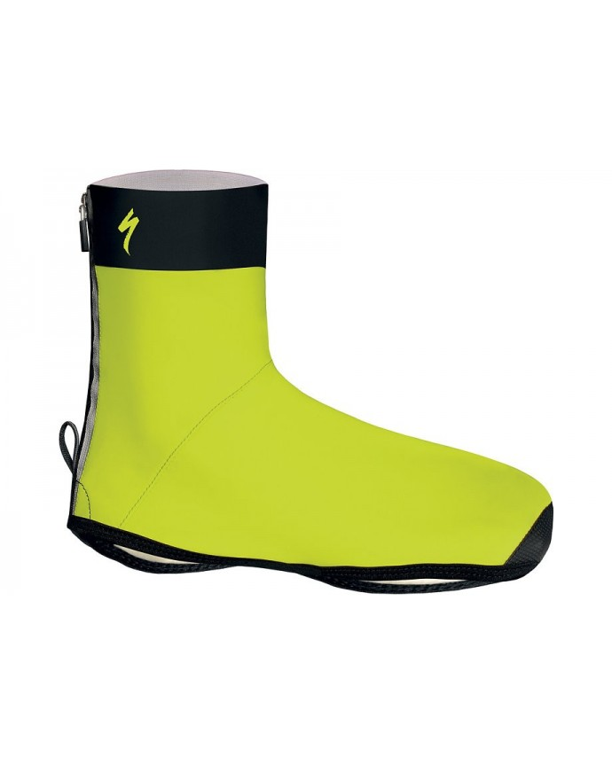 DEFLECT SHOE COVER NEON YEL M
